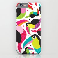 Cute Colorful Patchwork … iPhone 6 Slim Case