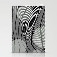 Mid-Century Mod Stationery Cards