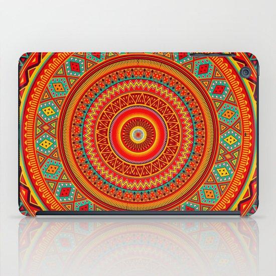 Mandala Aztec Pattern iPad Case