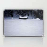 Snowy Solitude Laptop & iPad Skin