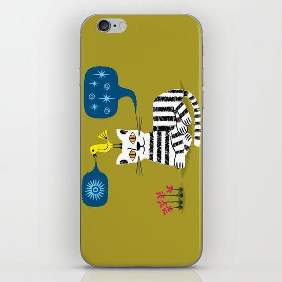 The Conversation iPhone & iPod Skin