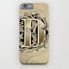 monogram d Slim Case iPhone 6s