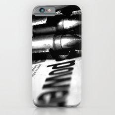 Pen and Sword Slim Case iPhone 6s