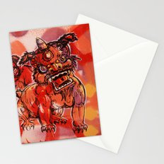Gong Hey Fat Choy pt. 1 Stationery Cards