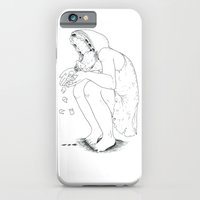 iPhone Cases featuring Nightmare tooth loss by  Louie