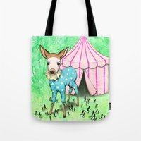 Escape the Big Top Tote Bag