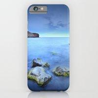 "iPhone & iPod Case featuring ""Blue sunset"". Cabo de Gata Natural Park by Guido Montañés"