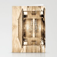 Shelter In The Floods  Stationery Cards