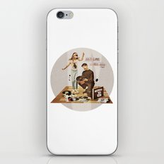 Just Gimme Indie Rock | Collage iPhone & iPod Skin