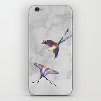 Dreamcatchers iPhone & iPod Skin