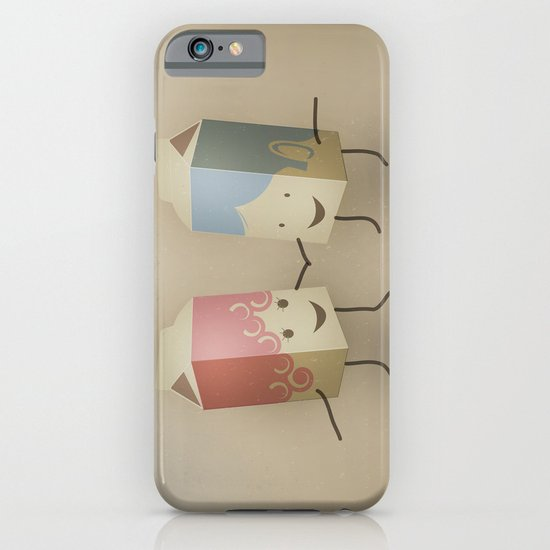 I only have pasteurised for you iPhone & iPod Case