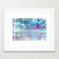 Les Aventures - JUSTART … Framed Art Print