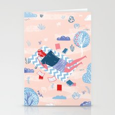 I Have Always Imagined T… Stationery Cards