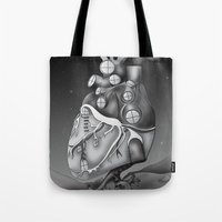 Transplantation I Tote Bag