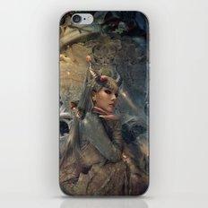 Mystic Queen iPhone & iPod Skin