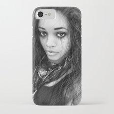Hope in Her Eyes Slim Case iPhone 7