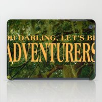 Oh Darling iPad Case