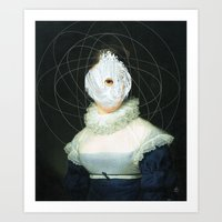 Another Portrait Disaster · G1 Art Print