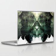 Test De Rorschach Laptop & iPad Skin