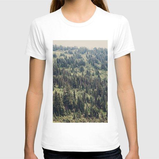 Mountain Trees T-shirt