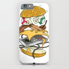 GAMING BURGER iPhone 6 Slim Case