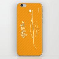 McLaren GTR Graphic iPhone & iPod Skin