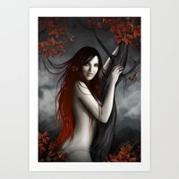Metamorphose Art Print