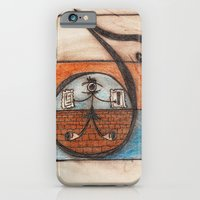 iPhone & iPod Case featuring A note of my scale by Luciana Raducanu