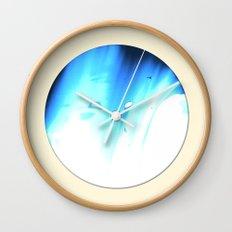 bluemoon Wall Clock