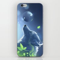 Plant Spirit iPhone & iPod Skin