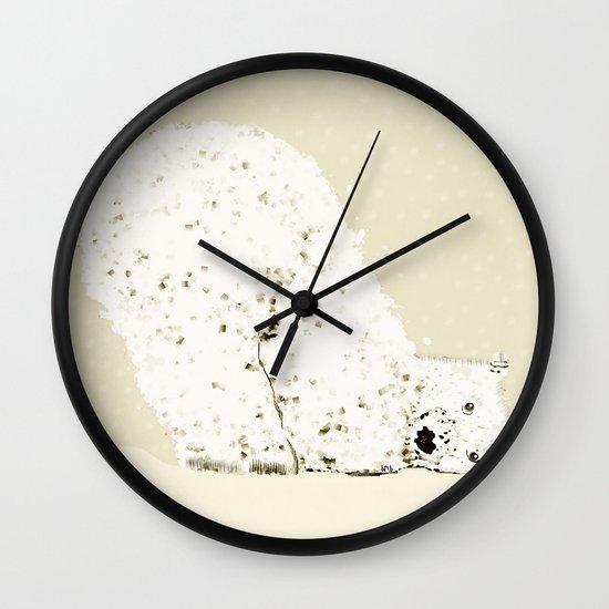 bears life 2 Wall Clock