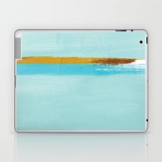 Teal Dream Abstract Laptop & iPad Skin