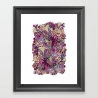 Vernal Rising Framed Art Print