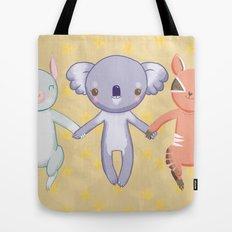 Australian Fauna Tote Bag