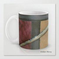 Artist Brush Coffee Mug Print Canvas Print