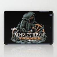 Rumplestiltskin iPad Case