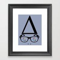 Delta InQuadri Framed Art Print