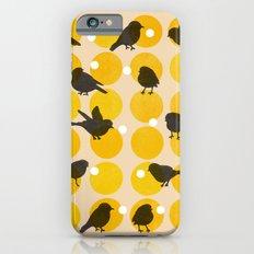 Birdsong Yellow Slim Case iPhone 6s