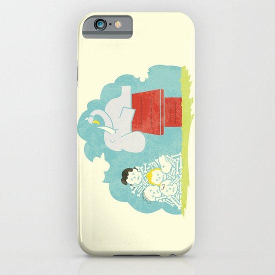Elephants Love Peanuts iPhone & iPod Case