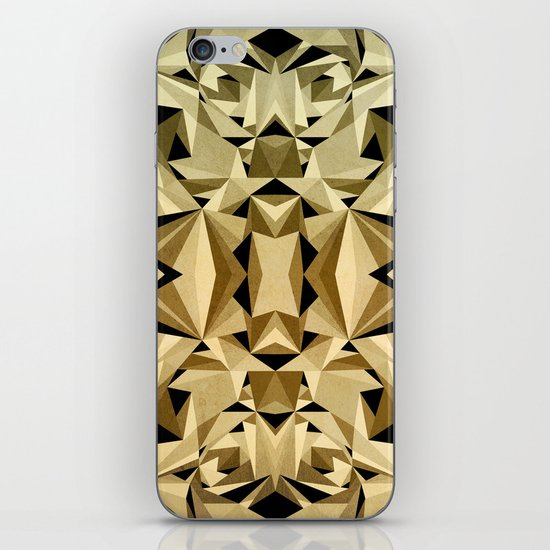 ABSTRACTION ARTDECO iPhone & iPod Skin