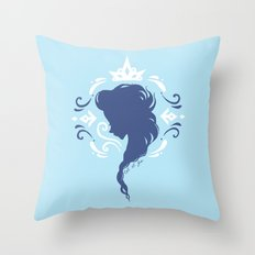 Let It Go Throw Pillow