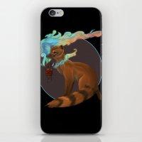 Lunaria iPhone & iPod Skin