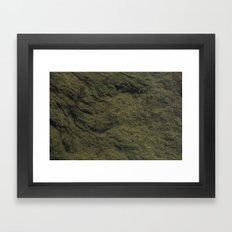Trama Framed Art Print