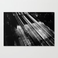 View On South Yarra Stat… Canvas Print