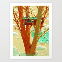 Other Life Art Print