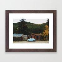 Bailey Bug Framed Art Print