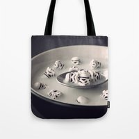 Fortified with Vitamin S Tote Bag
