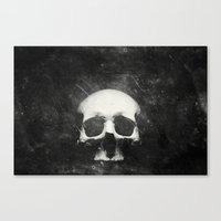 Once Were Warriors X. Canvas Print