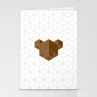 cubear Stationery Cards