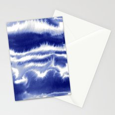 Lost In My Mind Blue Stationery Cards